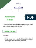 Chapter- 5 Drill Jigs