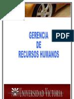 gerencia recursos humanos