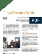 En Use Nitrogen Safely 312-12-023