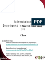 An Introduction to EIS