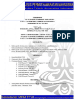Tap No 010 - Format Laporan Pertanggungjawaban 2014