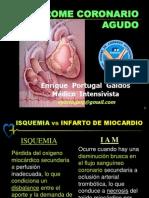 Curso ECG_6 Infarto Agudo de Miocardio