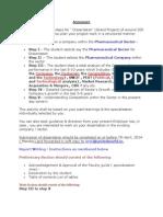 Annexure Dissertation