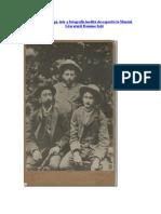 Ion Creangă, într-o fotografie inedită descoperită la Muzeul Literaturii Române Iași