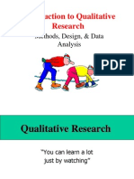 1 Intro to Qualitative Research
