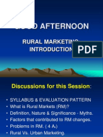 Rural management  2014 (Intro)