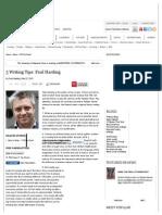 5 Writing Tips_ Paul Harding