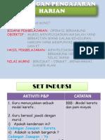 Rancangan Pengajaran Harian Tahun 4