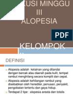 alopesia