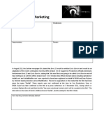 lesson 3- marketing booklet