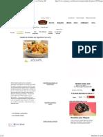 Salade de pâtes - Farfalle Legumes et curry