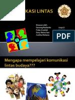 Ppt Komunikasi Lintas Budaya