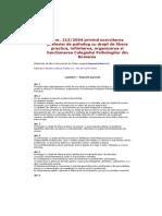 Legea nr 213-2004
