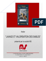 9-Presentation MS Lavage de Sable