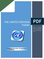 UN's Role today