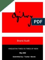 Hindustan Times vs TOI