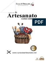 Curso de Artesanato