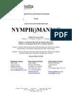 Nymphomaniac Final Notes