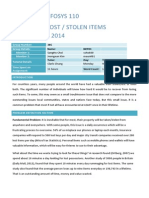 Deliverable 01 Template