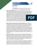 Election manifestos, 2014