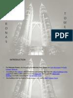 Petronas Tower (1)