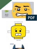 Lego Masks