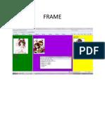 TIK4 Frame