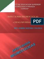 Infecciones Neumococicas Meningococicas Cefalosporinas