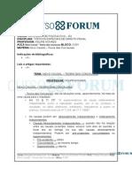 DPC.RJ - Online - Tópicos de Dir Penal - Nexo Causal. Teoria das Concausas - Felipe Novaes - Aula 04