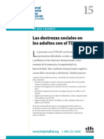 Destrezas Sociales en ADD