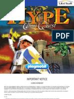 Hype Manual