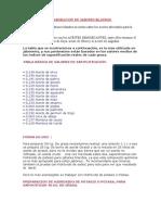 Elaboracion de Jabones Blandos