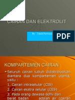 Cairan Dan Elektrolit Slide