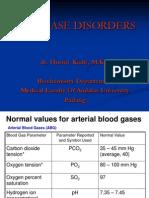 Acid Base Disorders