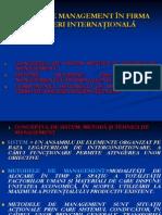 Curs 6 - Sistemul de Management Al Firmei de Afaceri Intenationale
