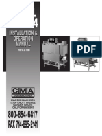CMA-44 Owners Manual Rev 2.15B