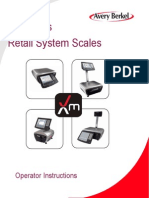 User Instructions XM Series