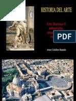 Arte Barroco I. Urbanismo, Arquitectura y Escultura