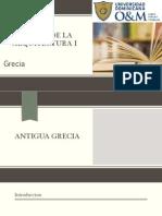 Historia de La Arquitectura Grecia