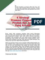 Strategi Promosi 2
