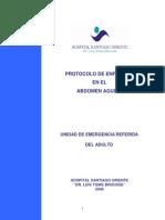 Protocolo de Abdomen Agudo Equipo Salud Uer