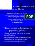 1.1_Latest Trends in Tilapia Production and Market Worldwide - Kevin Fitzsimmons