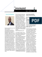 The Covenant Apr 2014