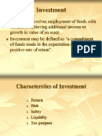 1. Investments