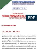 Presentasi Pasar