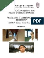 En El Museo Interactivo de Economia Hubicado en Tacuba 17 Col