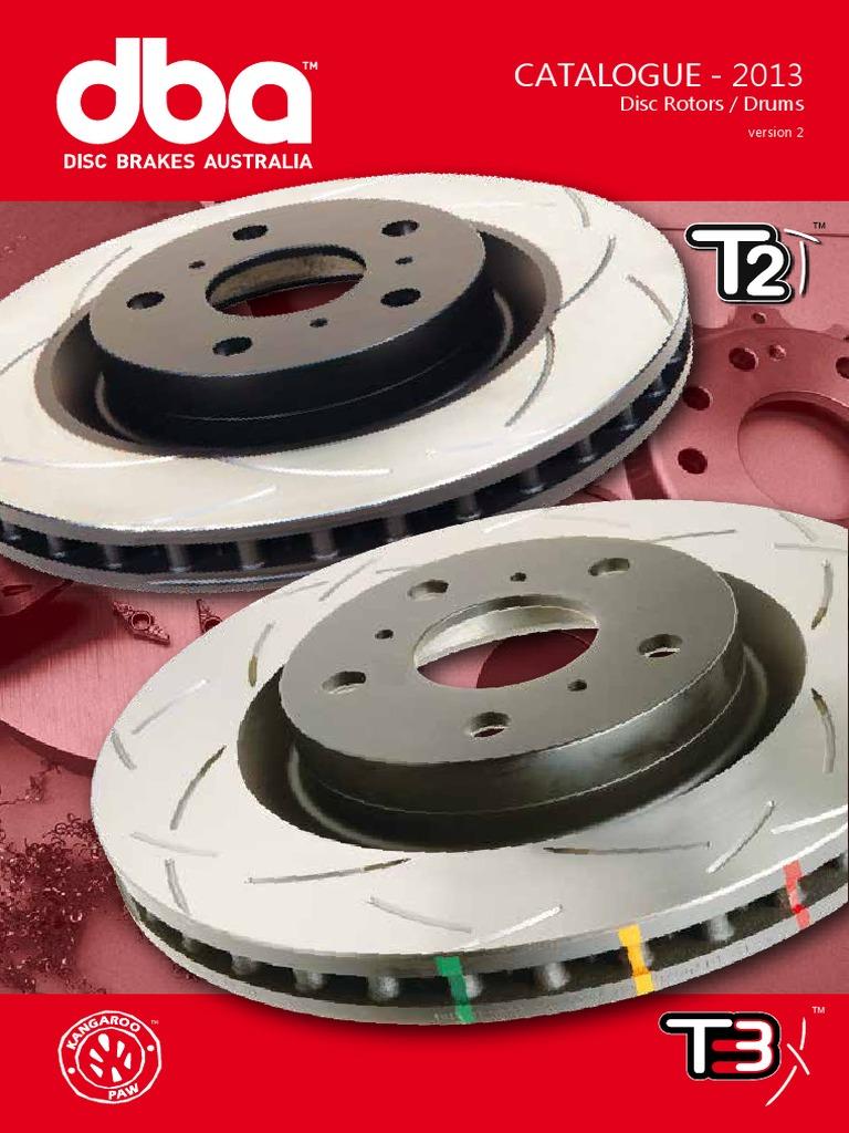 1 x Ferodo Brake Disc Front Vented Fits RH Audi Q7 3.0 4.2 07-12