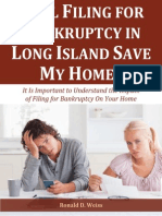 Will Filing for Bankruptcy in Long Island Save My Home?