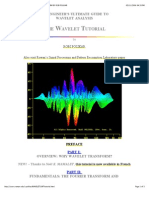 wavelet_tutotial