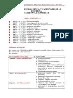 Tematica Seminar - Marketingul Serviciilor 2013-2014